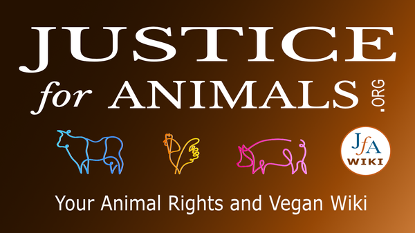 The Justice for Animals Wiki